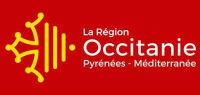 Région Occitanie logo horizontal