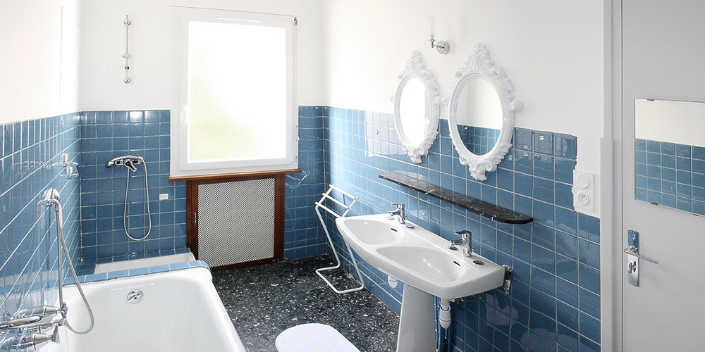 Salle de bain - 1er ÉTAGE