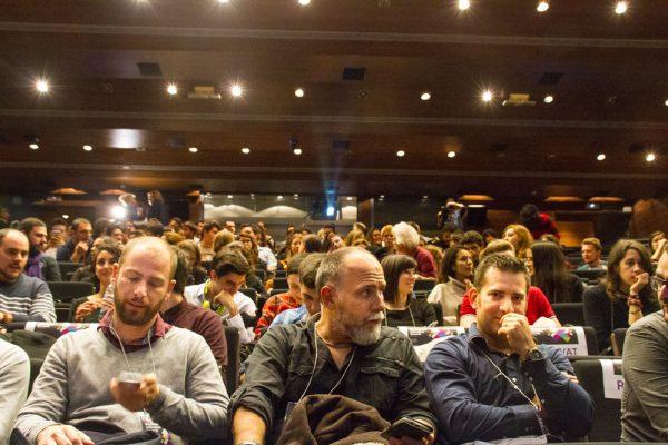 Conférence à l'auditorium