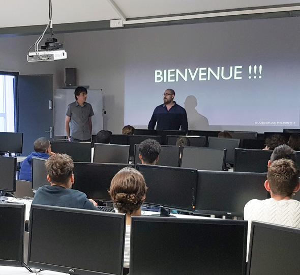 CFA de L'IDEM Section Communication Audiovisuelle