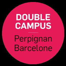 Pastille double campus de L'IDEM Perpignan et Barcelone