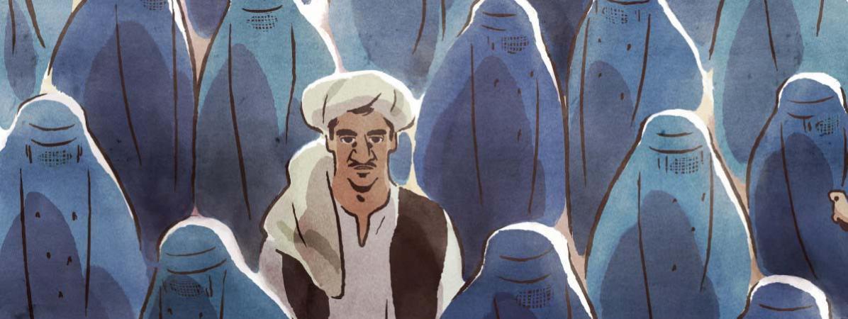 Les Hirondelles de Kaboul et les étudiants de L'IDEM
