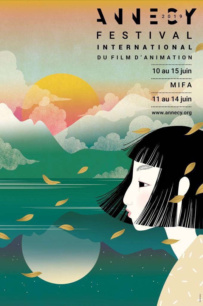 L'IDEM présent au Festival d'Annecy, le plus grand rendez-vous de l'animation au monde.
