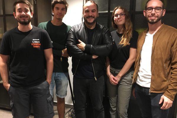 L'IDEM et François -Xavier DEMAISON