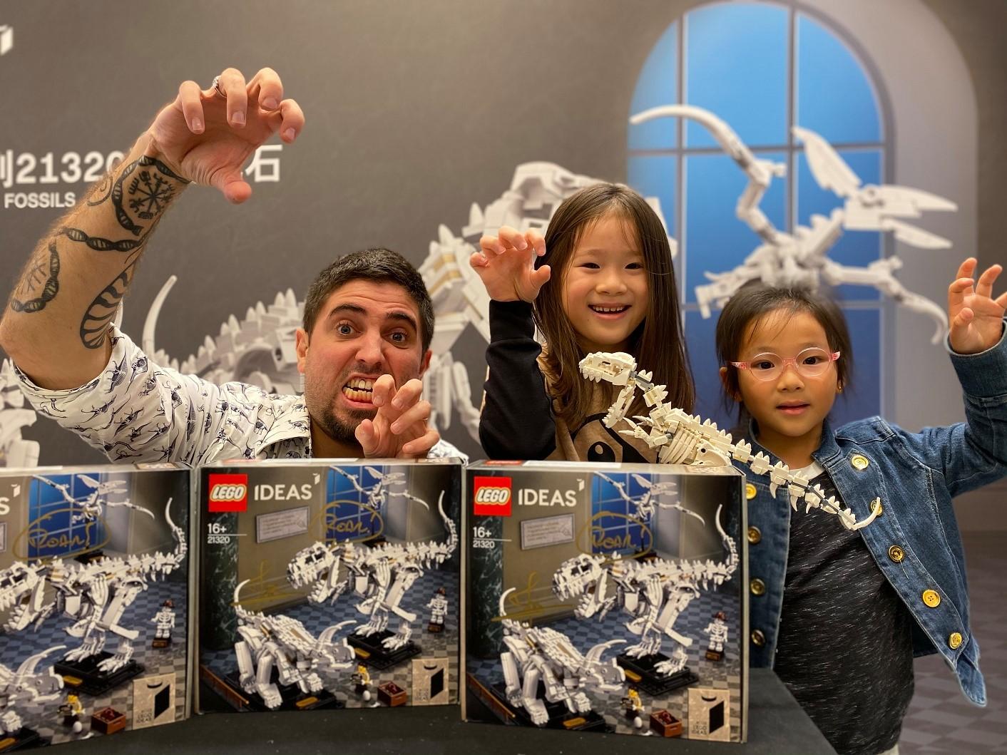 {TEMOIGNAGE JONATHAN BRUNN} Un ancien de l'Idem remporte le concours Lego ideas !