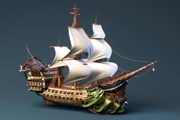 3D GENERALIST_Ship_AC
